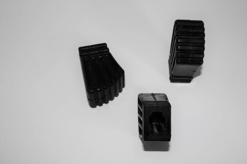 NEW drum rubber foot 14x9mm