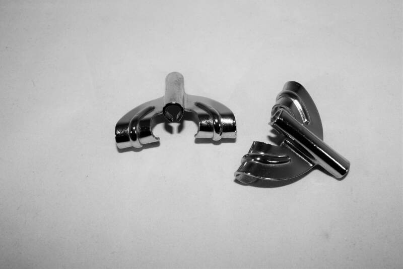 USED standard bass drum claws