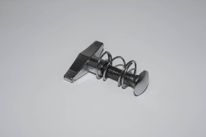 USED wing nut with M8 bolt 40 mm