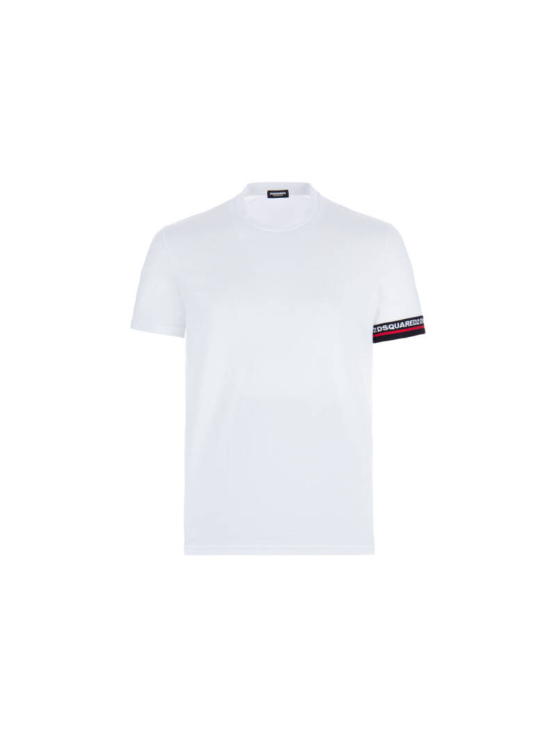 Dsquared T-shirt basic wit