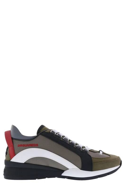 Dsquared sneakers 551 bruin
