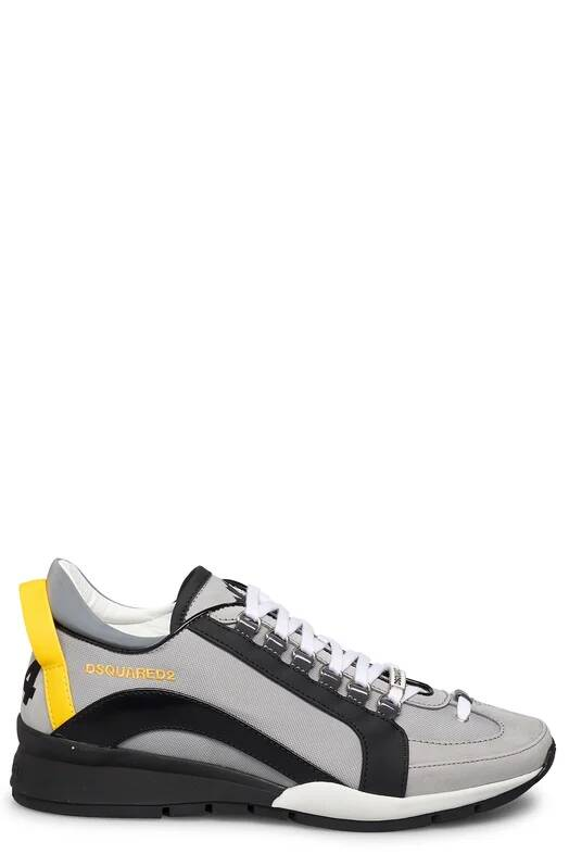 Dsquared 551 sneaker grey/yellow