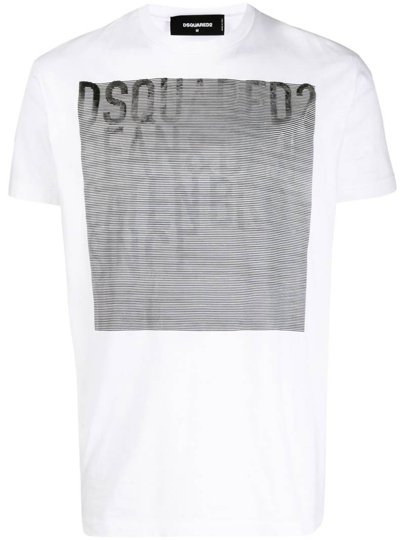 Dsquared optic t-shirt
