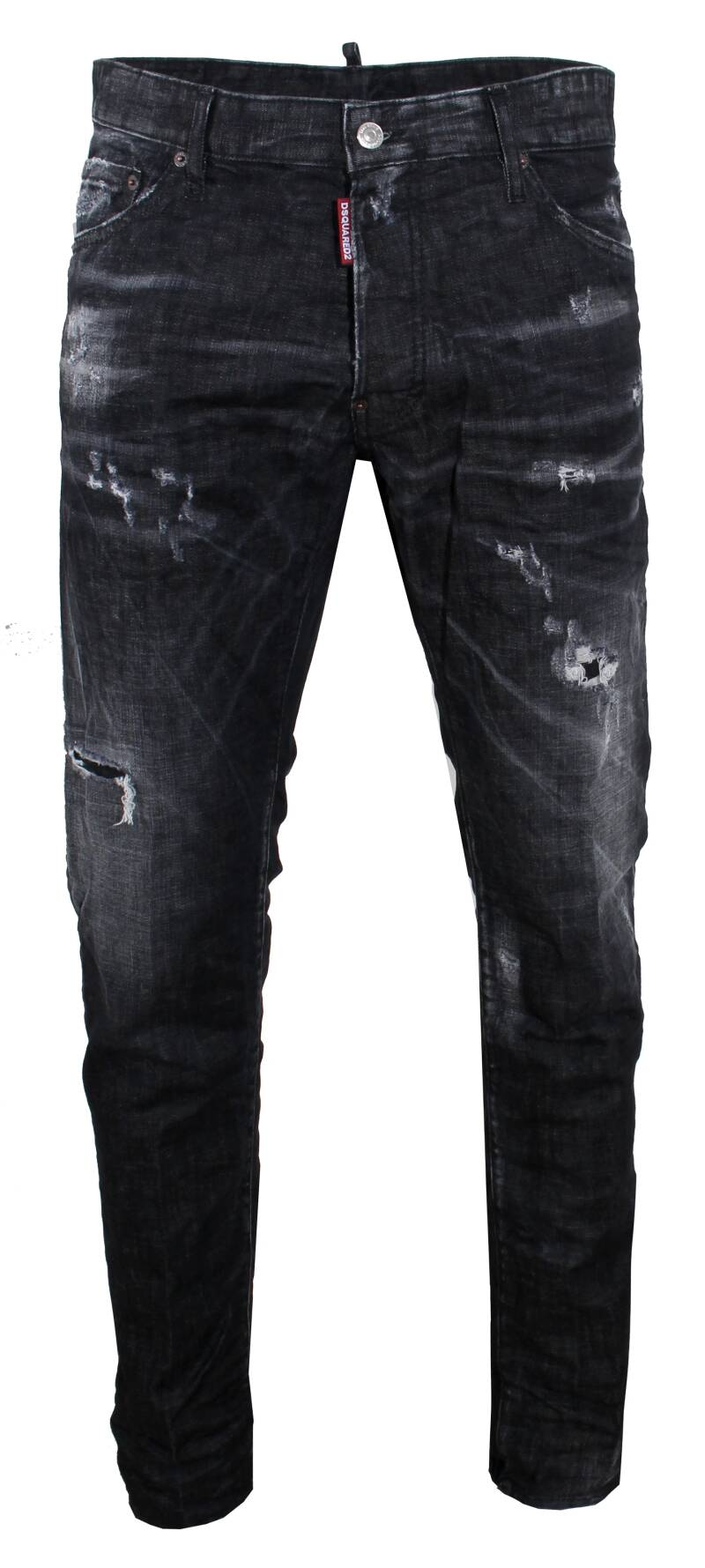 Dsquared jeans cool guy zwart