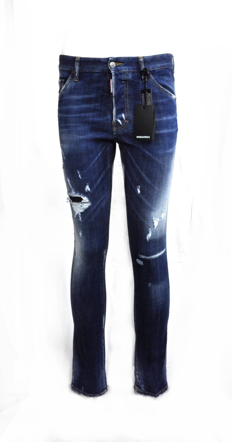 Dsquared2  Cool Guy Destroyed Jeans - AW1819