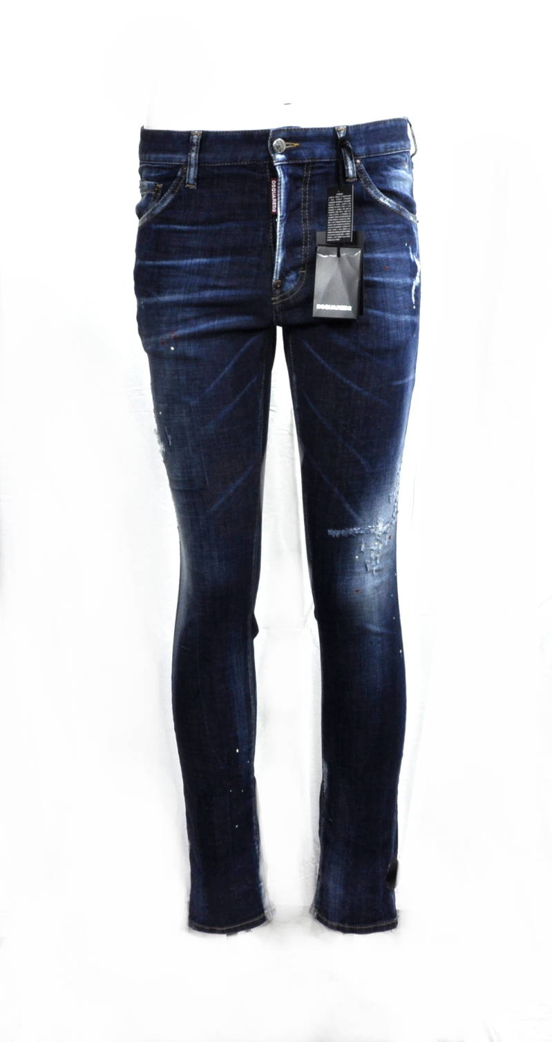 Dsquared2 Top Spot Medium Cool Guy Jeans - AW1819