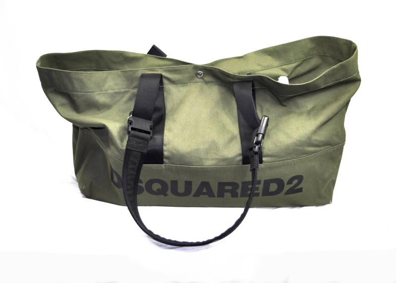 Dsquared2 Bad Scout Colorful Handles Tote Bag Tas - AW1819