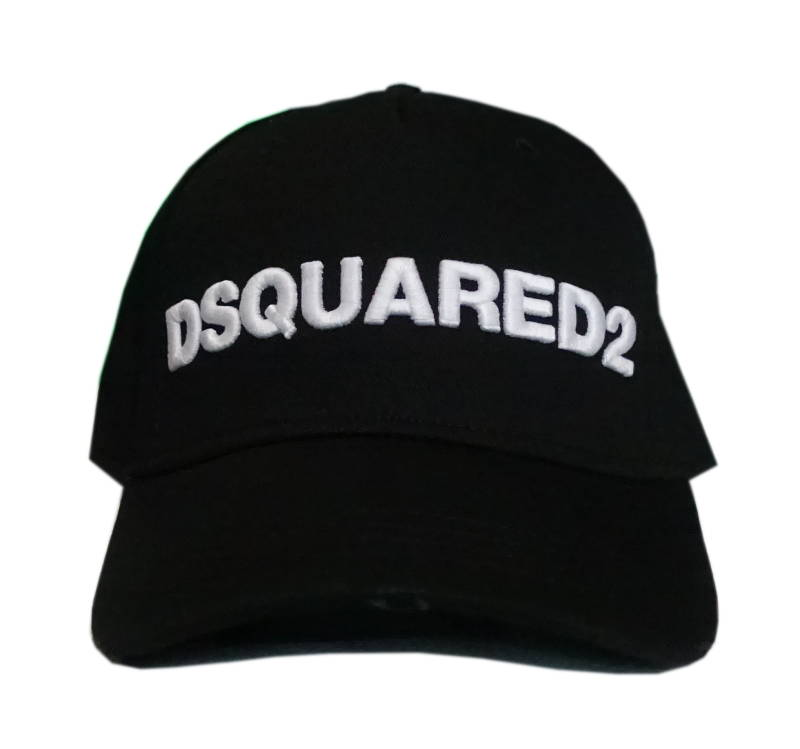 Dsquared2 Cap DSQUARED2 Zwart - AW1819