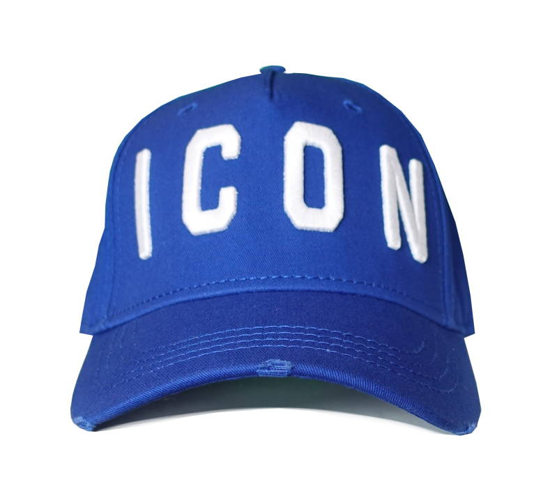 Dsquared2 Cap ICON Donkerblauw - AW1819