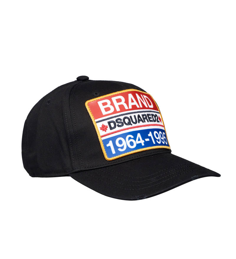 Dsquared2 cap Brand black