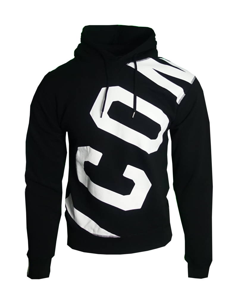 Dsquared2 Hoodie Zwart Icon - AW1819
