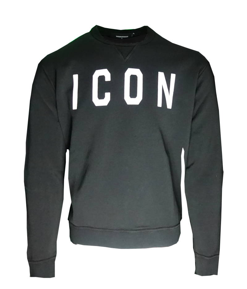 Dsquared2 Trui Icon Zwart - AW1819