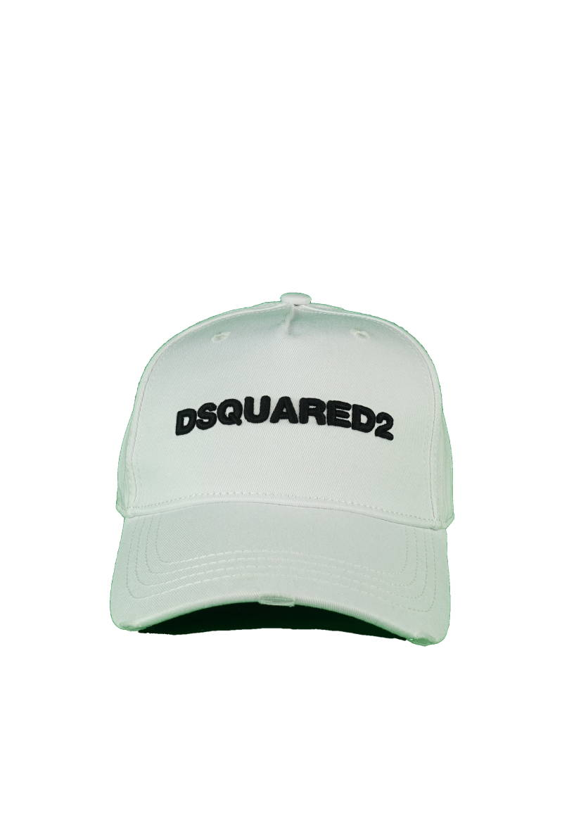 DSQUARED2 Baseball Cap Wit