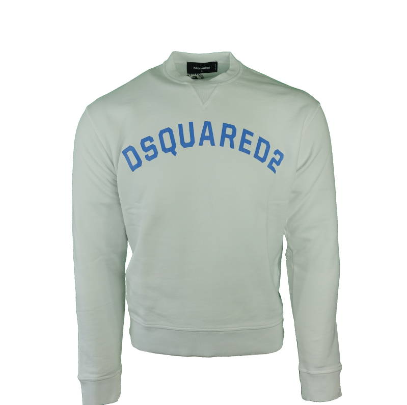 DSQUARED2 Crewneck Sweater Wit