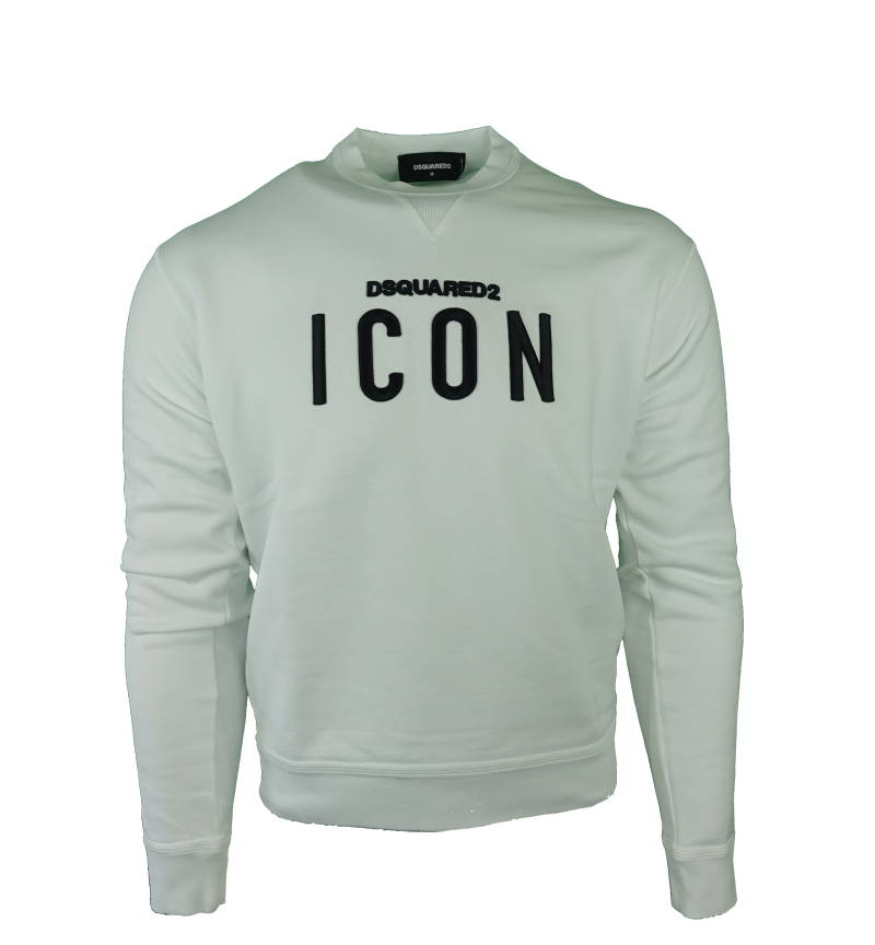 DSQUARED2 Icon Sweater Wit