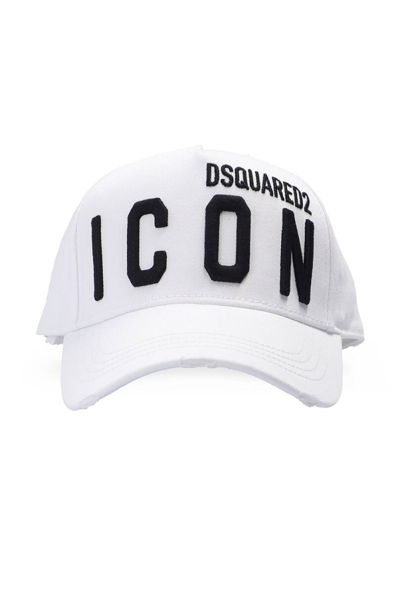 New icon cap white SS21