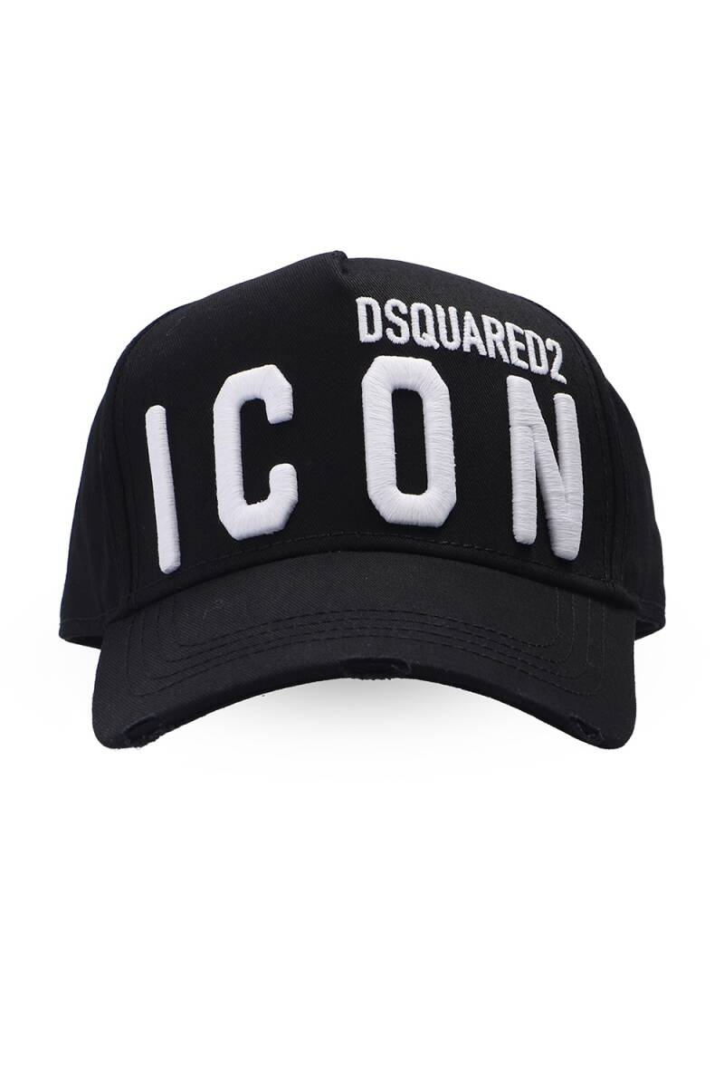 New Icon cap black SS21