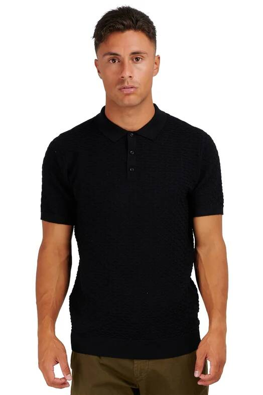 Karl lagerfeld luxe polo