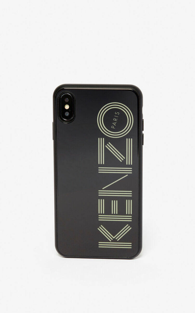 Kenzo glow in the dark iPhone X hoesje