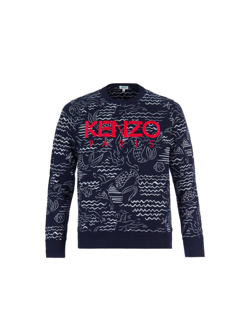 Kenzo sweater all over