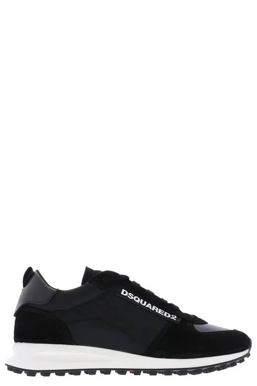 Dsquared sneaker new runner zwart