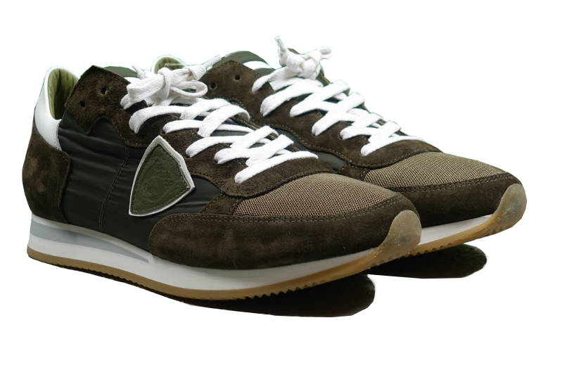 Philippe Model Tropez  Sneakers Militaire - AW1819