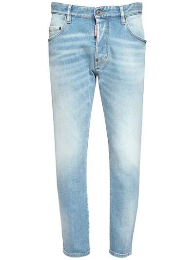 Dsquared2 jeans clean skater SS21