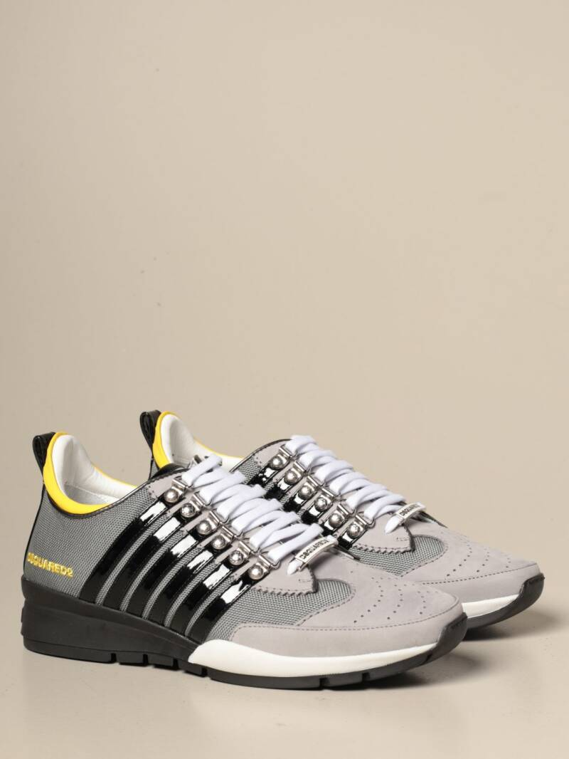 Dsquared sneakers 251 grey