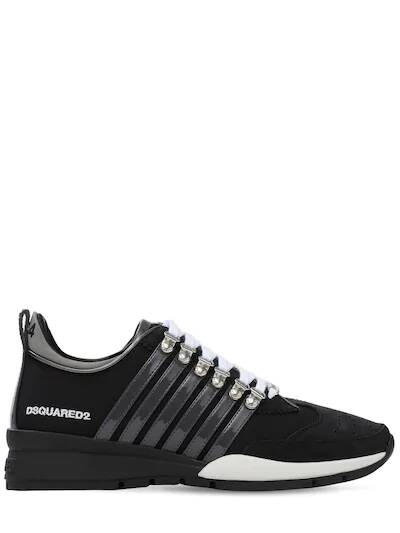 Dsquared sneakers 251 darkgrey