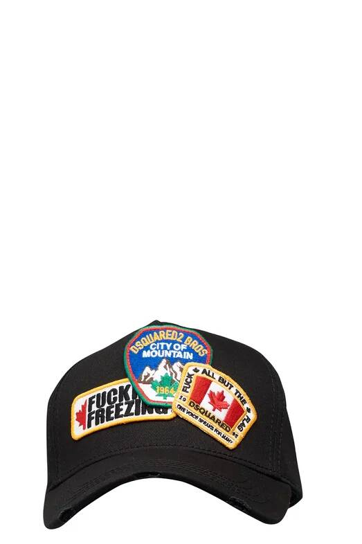 Dsquared cap city of mountain