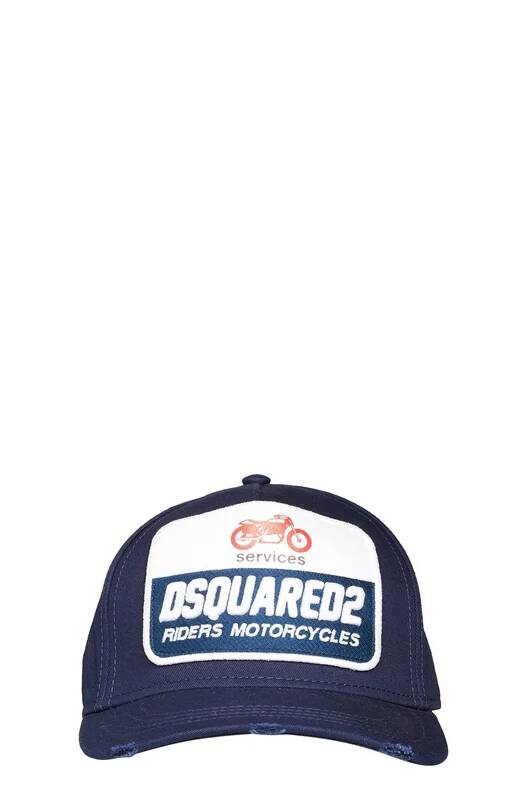 Dsquared motor pet blue