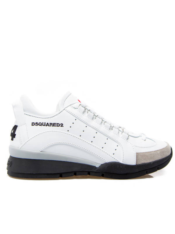 Dsquared2 Classic Wave White