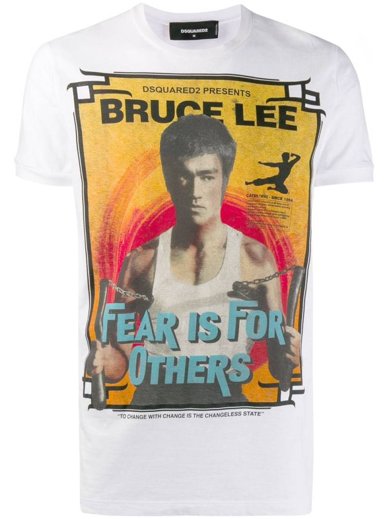 Dsquared T-shirt Fear is for others