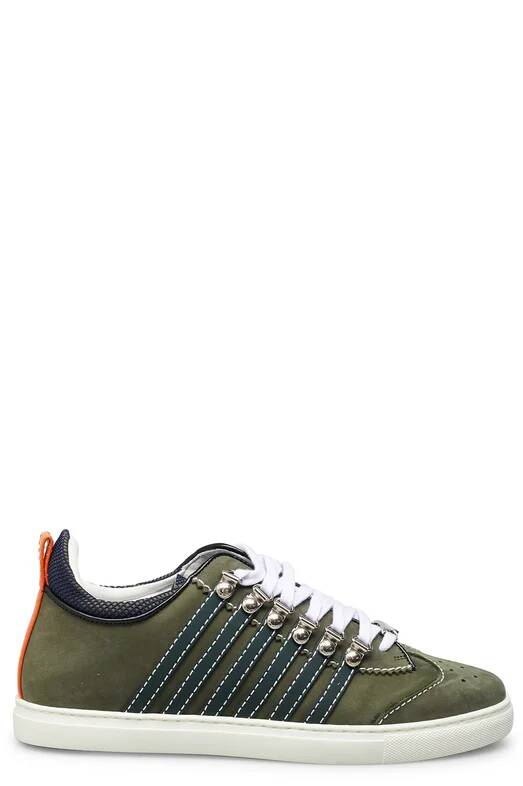 Dsquared low sneakers green