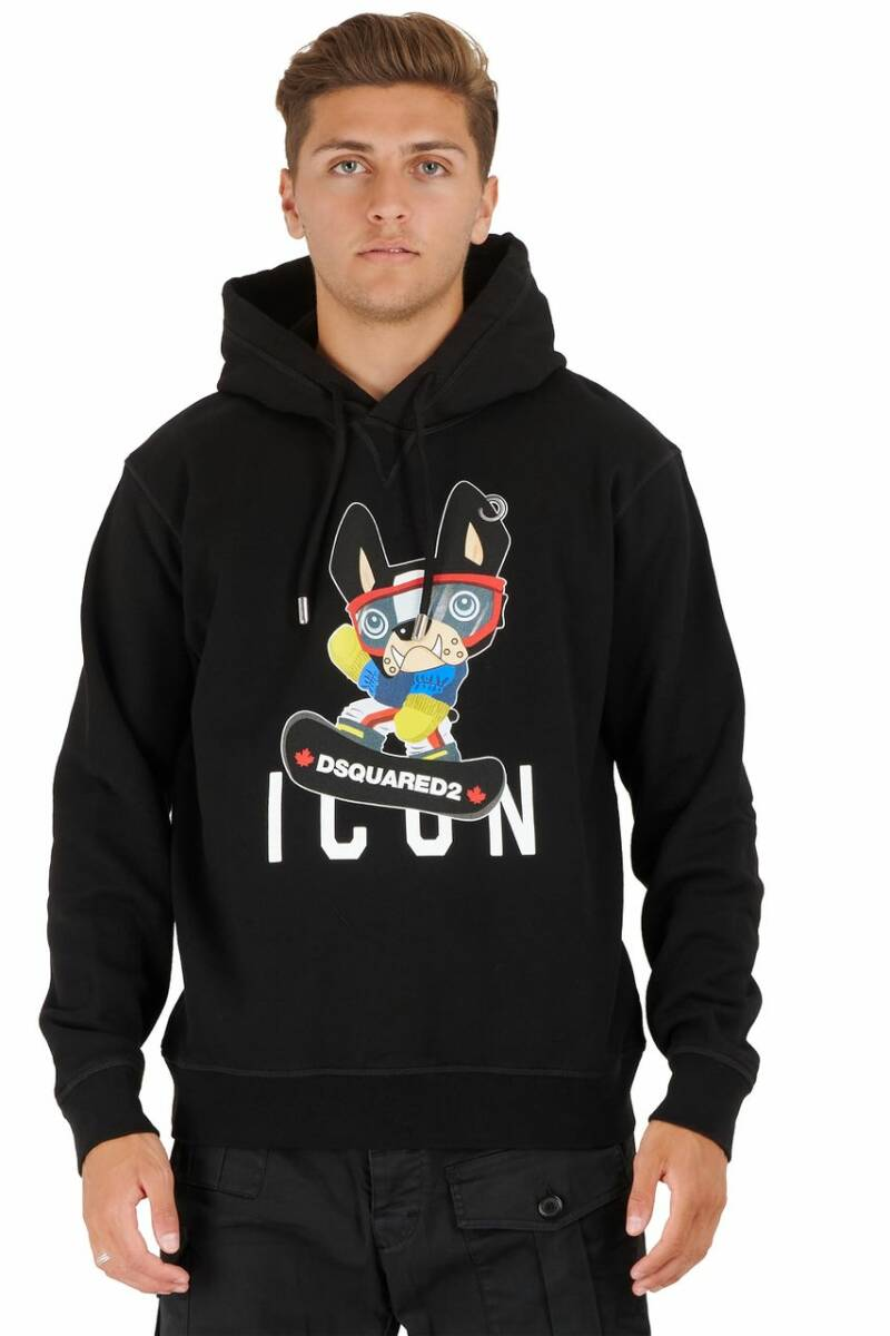Dsquared2 hoodie FW21