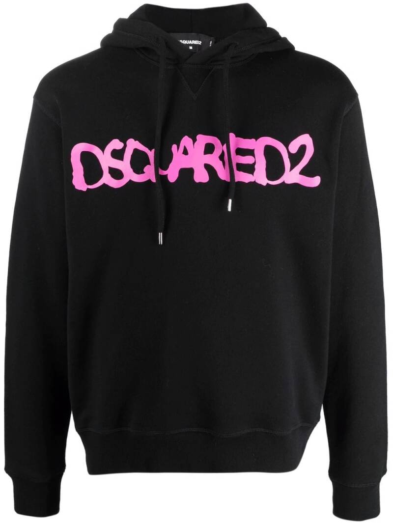 Dsquared2 hoodie pink FW21