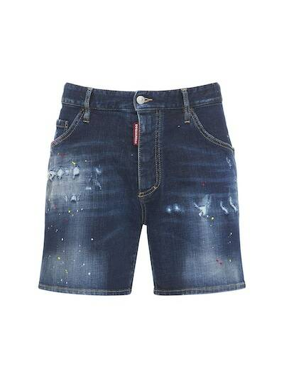 Dsquared2 jeans shorts SS21