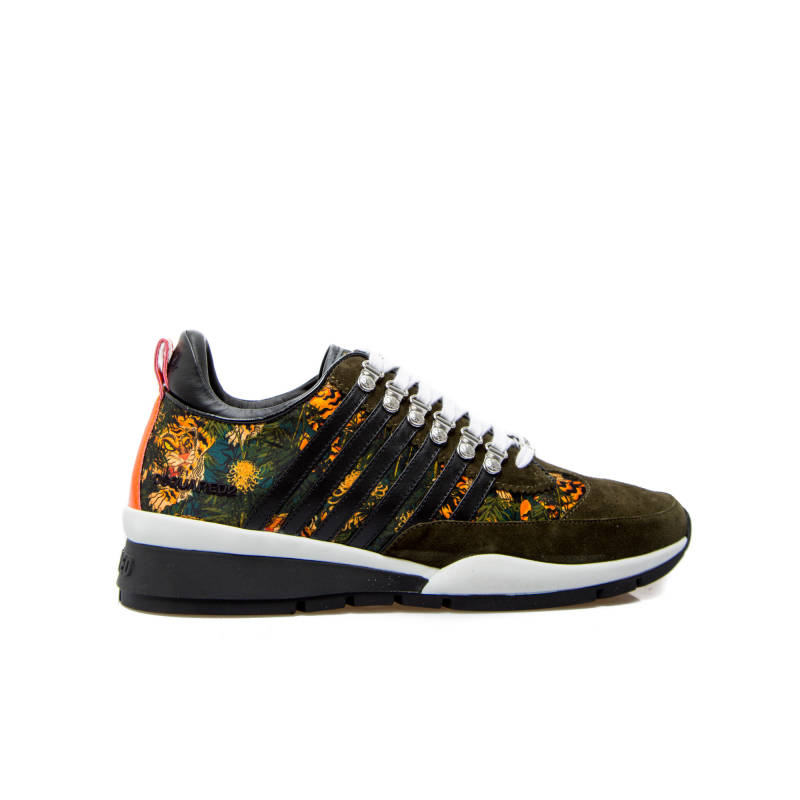 Dsquared sneakers multicolor