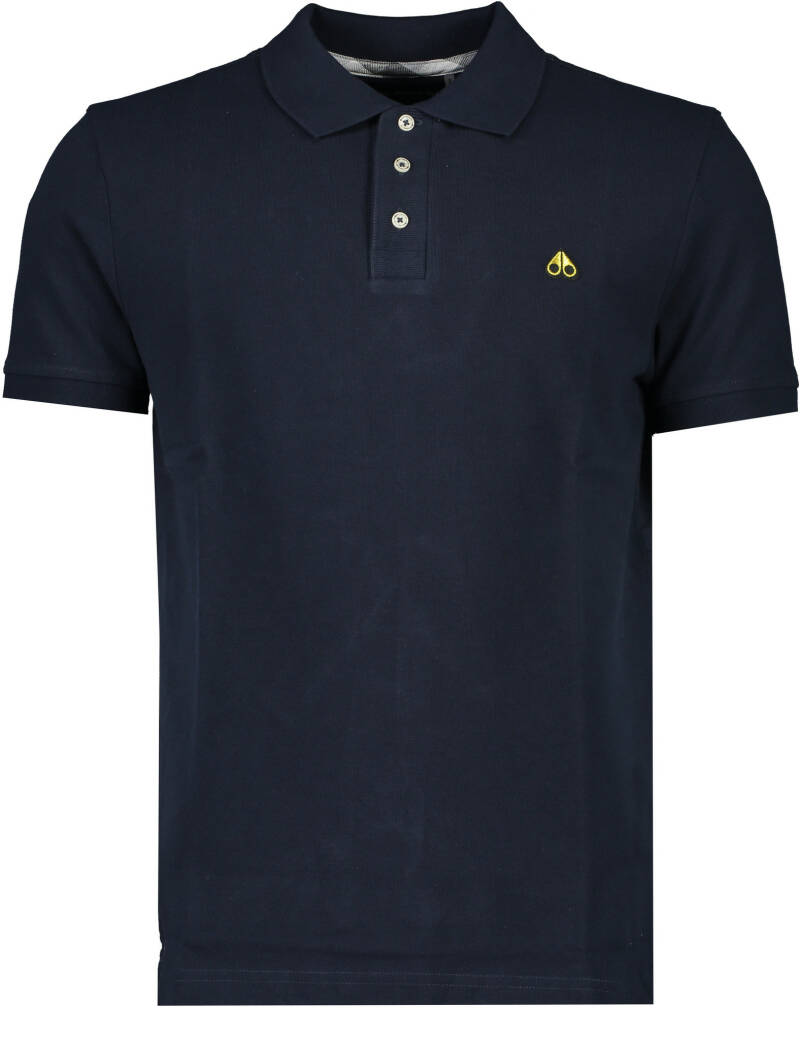 Moose knuckles polo navy SS21