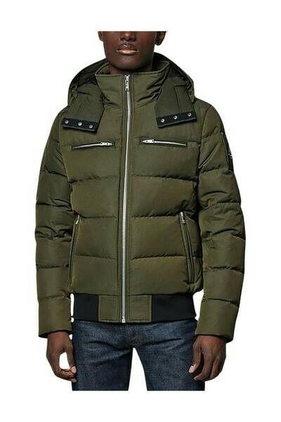 New Moose knuckles peace river geen FW21