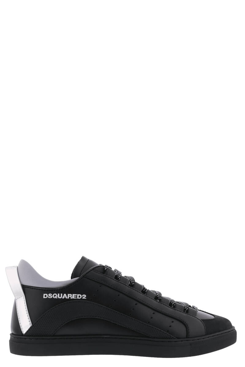 Dsquared2 sneakers black SS21