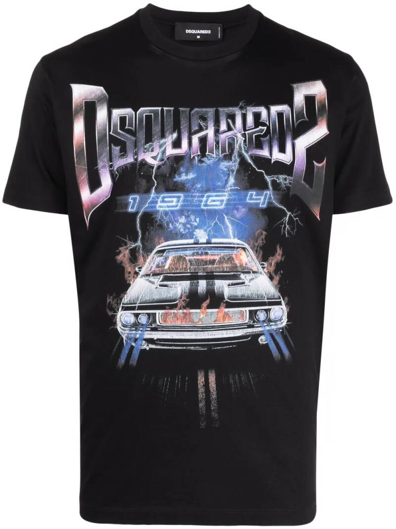 Dsquared2 T-shirt special design FW21