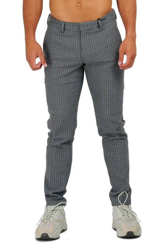 Drykorn pantalon sight blauw