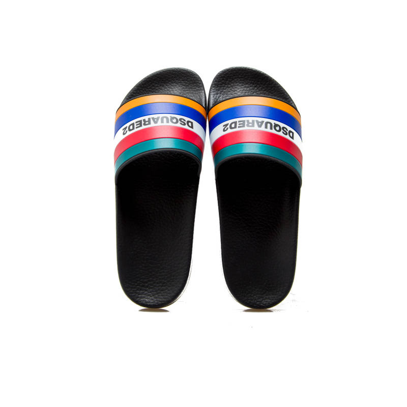 Dsquared mulitcolor slipper