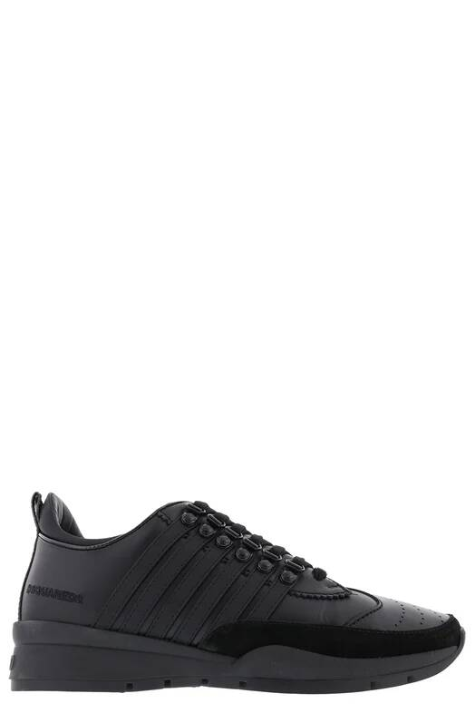 Dsquared2 sneaker black stripes SS21