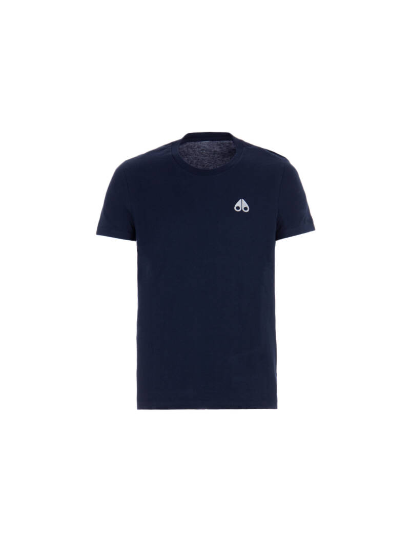 Moose knuckles T-shirt sully blauw