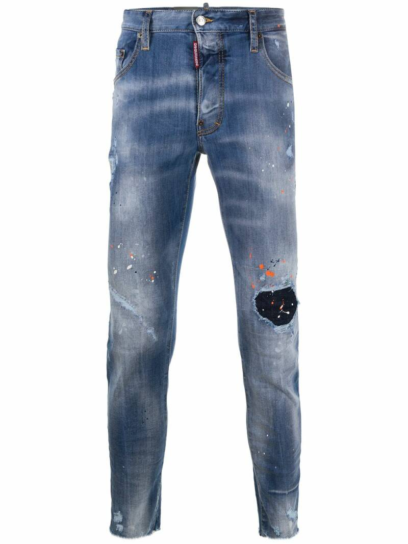 Dsquared jeans super twinky lichtblauw