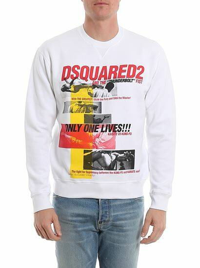 Dsquared sweater wit