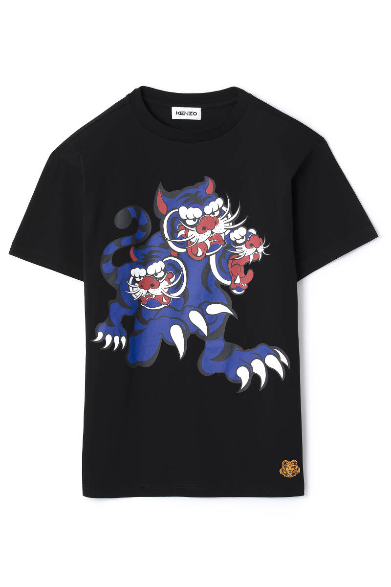 Kenzo T-shirt special yama SS21