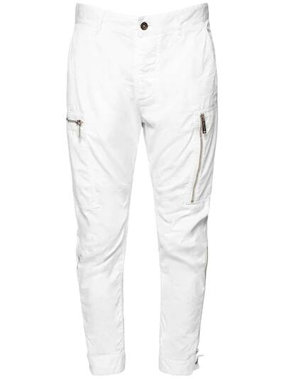 Dsquared2 Special zipped jeans SS21
